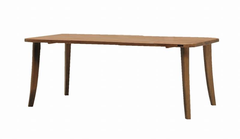 【ネット限定】ダイニングテーブル ホーク190 4本脚:ダイニングテーブル ホーク190 4本脚