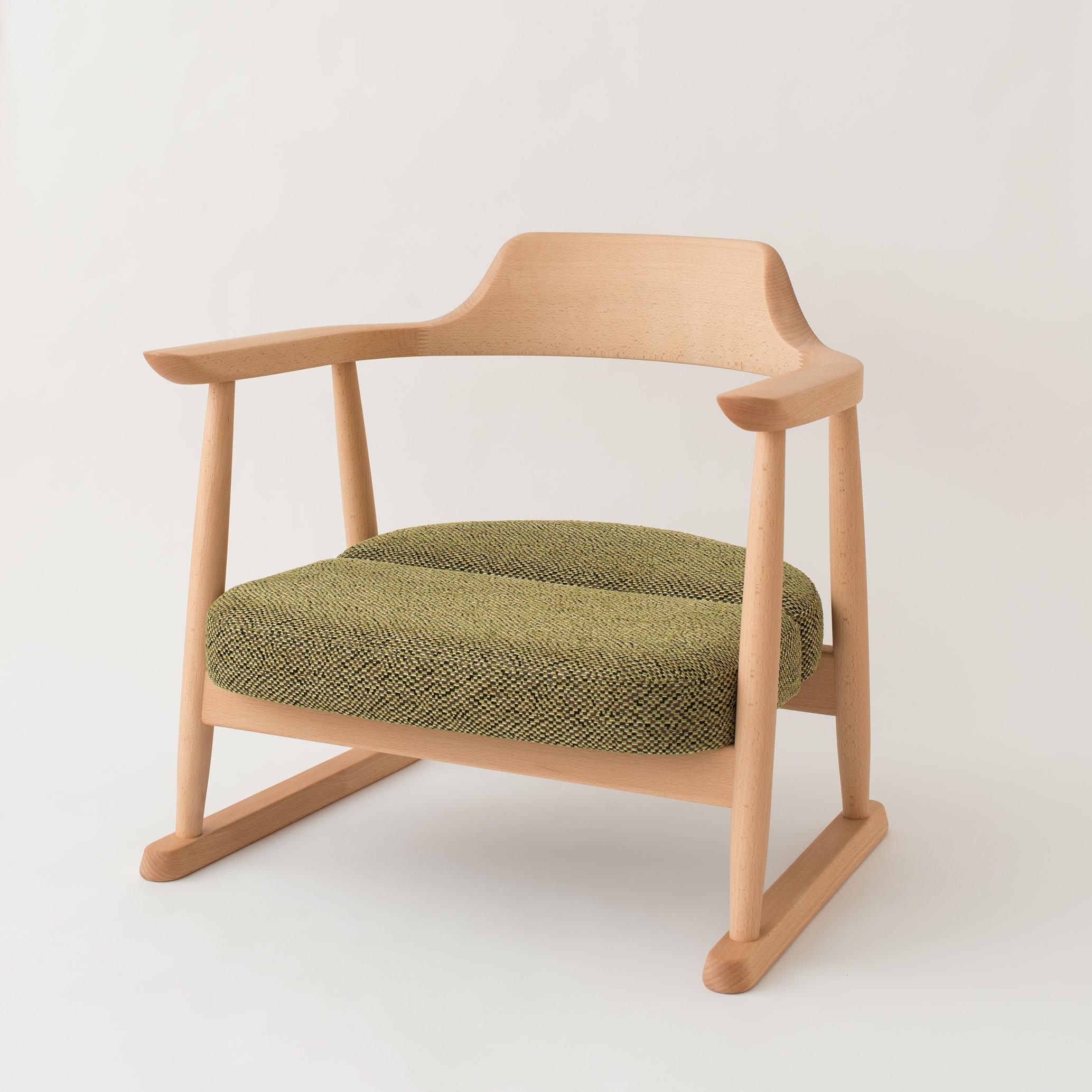 【ネット限定】座椅子 低座 SD245AB Cランク:創業100年飛騨産業の座椅子