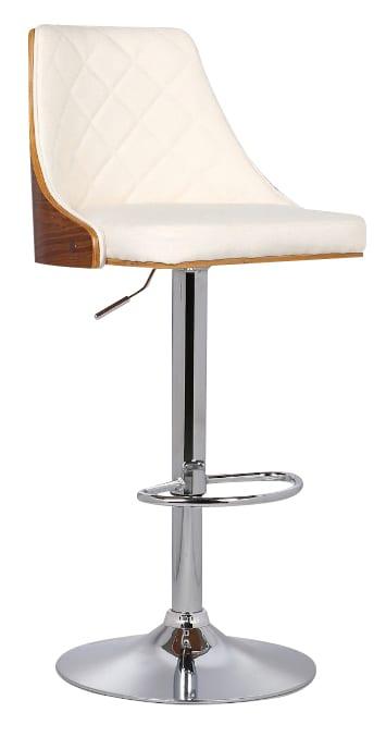 【ネット限定】バーチェアー GT627 IV:背・座面下には合板を貼った高級感のあるバーチェアーです