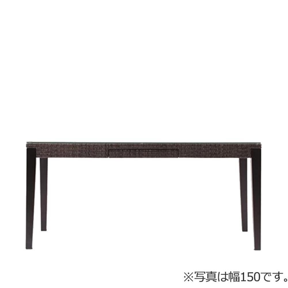 ダイニングテーブル ベンチュラダイニングテーブル05−0474−00:シンプルなフォームが美しい