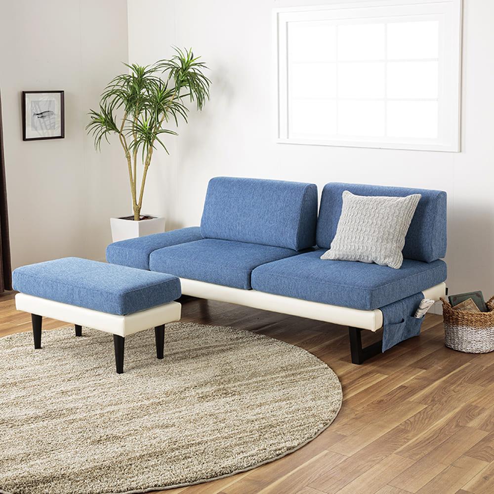 :国産で高品質なソファ
