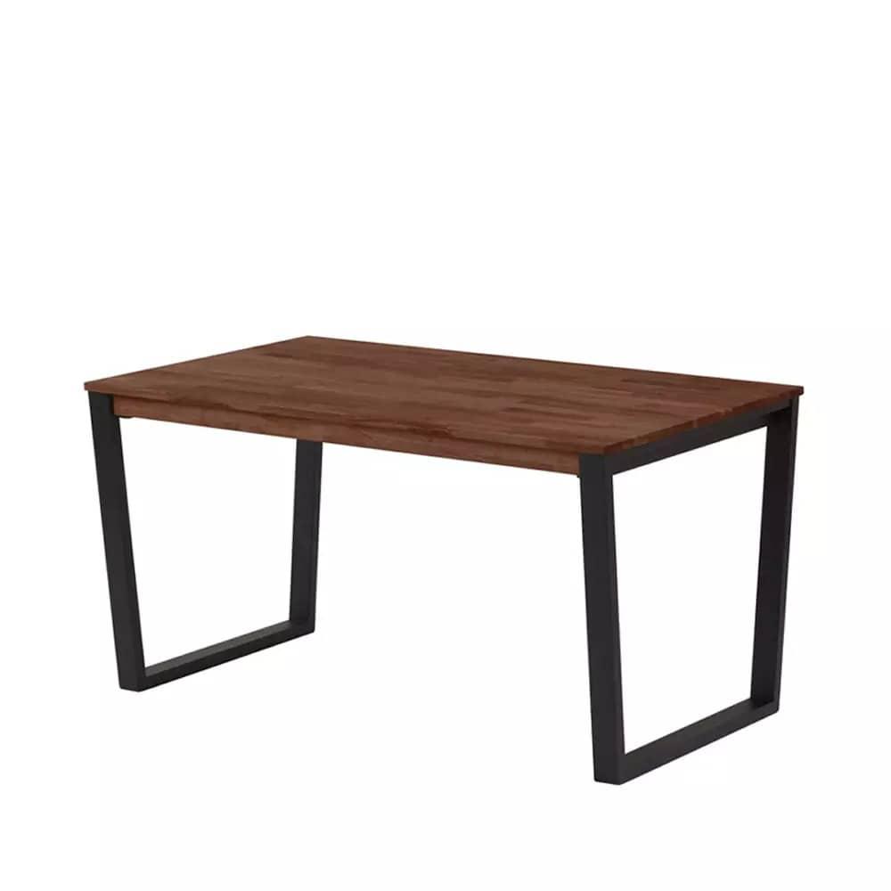 ダイニングテーブル DTルフレ 斜脚 135 WN:ダイニングテーブル 斜脚