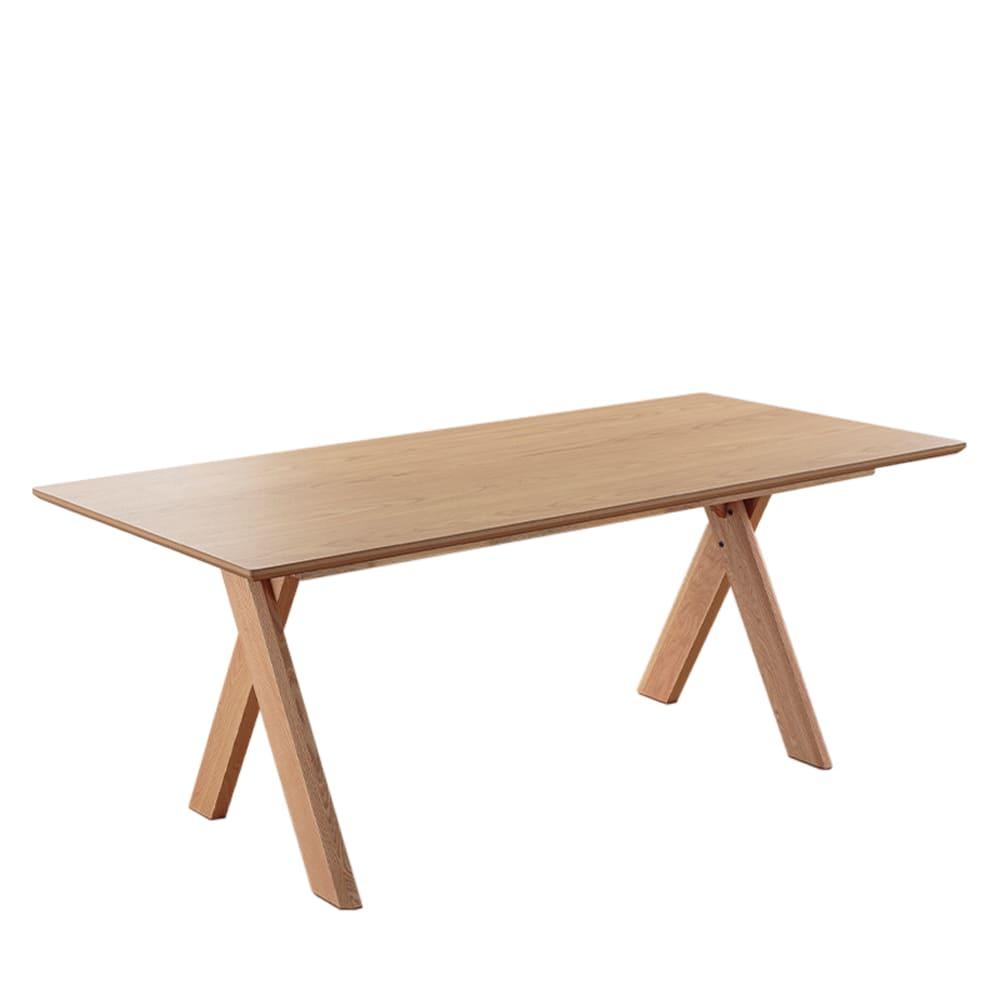 【カリモク】ラウンジテーブル neu  (ノイ) D12550E000 シアーWH(ラスティックオーク):テレワーク、お食事、お勉強など様々なシーンで使える、ラウンジスタイル。
