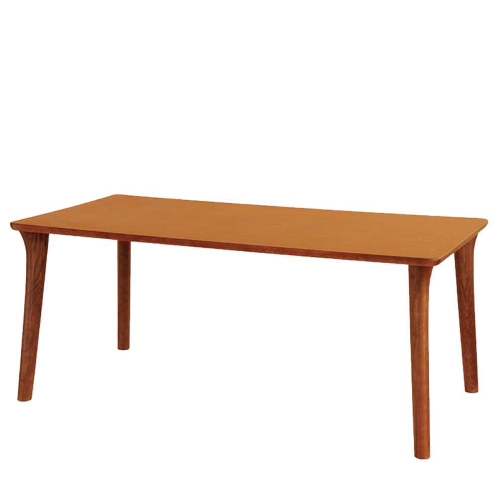 ダイニングテーブル SDT−9400(150x80) ダークオーク:ダイニングテーブルの天板は、両面UV塗装
