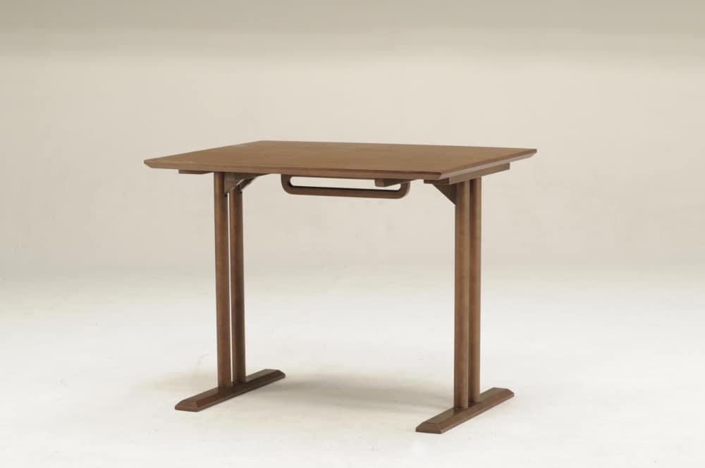ダイニングテーブル DLT−メルティー(T本脚W90) WN