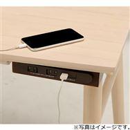 オプションパーツ USB付きコンセント