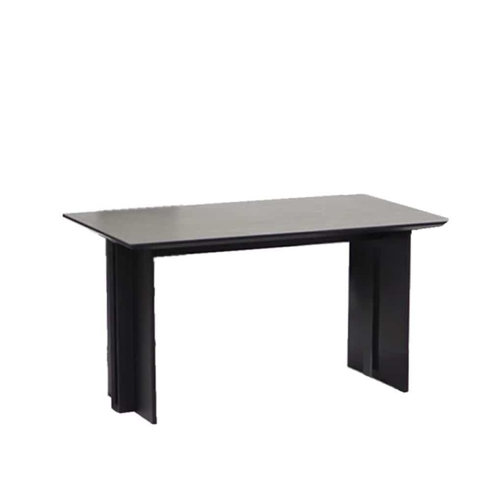 ダイニングテーブル アトランテ 138DT:天板は傷、汚れに強いセラミック材