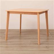 【ニトリ】 ダイニングテーブル Nコレクション T−01 90 NA ナチュラル