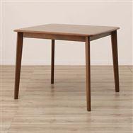 【ニトリ】 ダイニングテーブル Nコレクション T−01 90 MBR ミドルブラウン