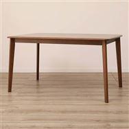 【ニトリ】 ダイニングテーブル Nコレクション T−01 135 MBR ミドルブラウン