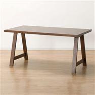 【ニトリ】 ダイニングテーブル Nコレクション T−06A 150 MBR ミドルブラウン