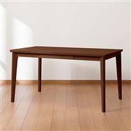 【ニトリ】 ダイニングテーブル DT ロレイン5H 135 MBR2 ミドルブラウン2