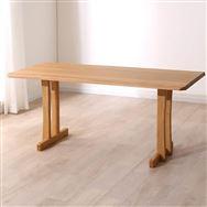 【ニトリ】 リビングダイニングテーブル LDテーブル オークエスト15070 ナチュラル