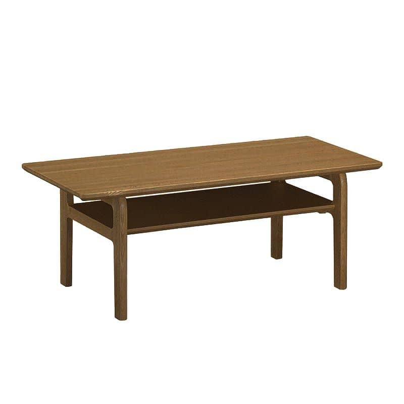 カリモク リビングテーブル オークタウン T16350 モルトブラウン:リビングテーブル オークタウン