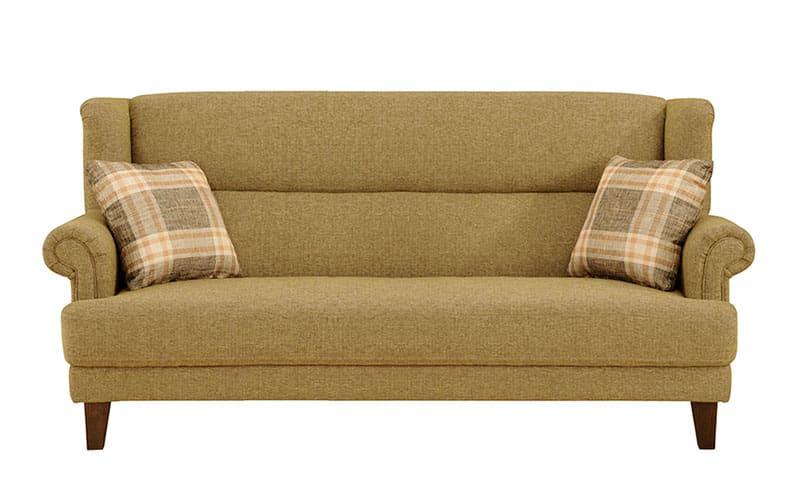 2.5人掛けソファー ビオラ(GR):多くのお客様にご愛用いただいている人気ソファーを、この度リニューアル