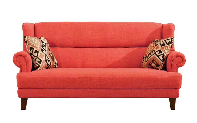 2.5人掛けソファー ビオラ(OR):多くのお客様にご愛用いただいている人気ソファーを、この度リニューアル