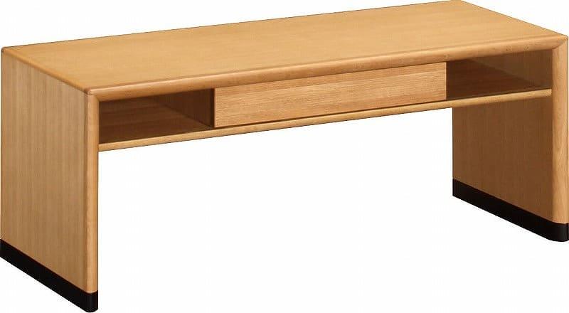 リビングテーブル 120 T19420MSG ナッツシェル