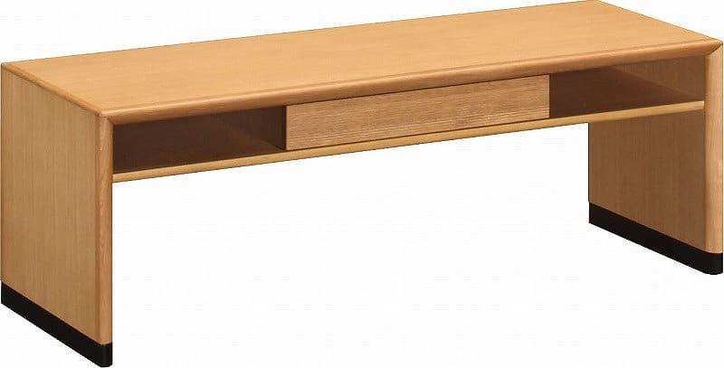 リビングテーブル 105 T19370MSG ナッツシェル