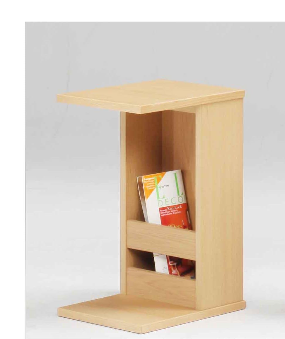 サイドテーブル セラ 300 NA:サイドテーブル ※小物類はイメージです。