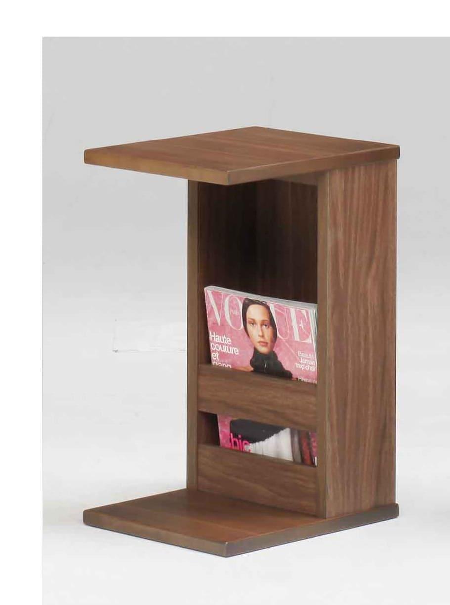 サイドテーブル セラ 300 WA:サイドテーブル ※小物類はイメージです。