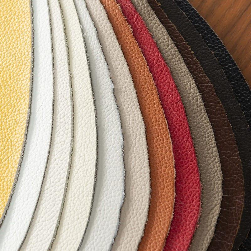 スツール(ホワイトBV3600):革のお手入れ方法