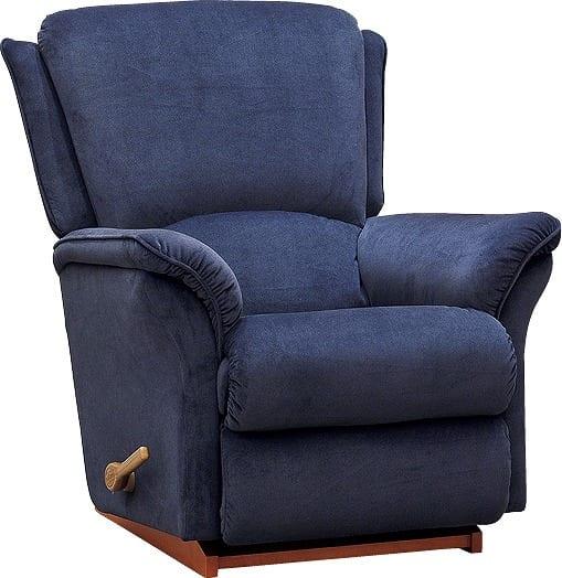 パーソナルチェアーSSQ−501・ON ファブリック:《LA−Z−BOY(レイジーボーイ)社はアメリカを代表する家具メーカー》