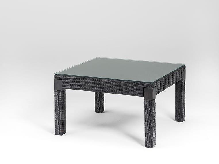 センターテーブル ベンチュラ03−0488−0B SB:《オール手編みで付加価値の最も高いセンターテーブル「ベンチュラ」》