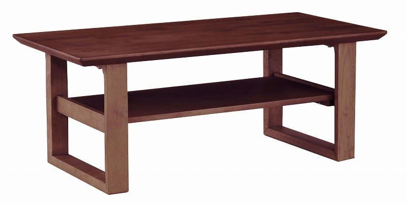 リビングテーブル デビュー DBN:《無垢材を使用したリビングテーブル「デビュー」》