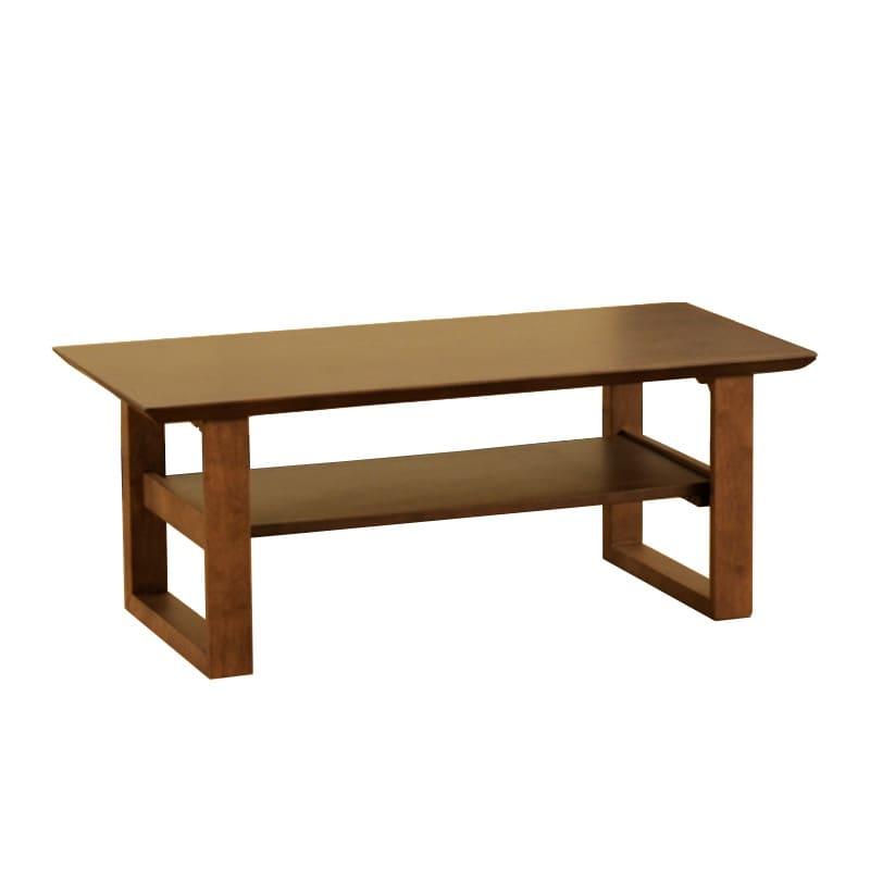リビングテーブル デビュー WN:《無垢材を使用したリビングテーブル「デビュー」》