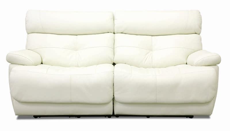 3人掛けソファー スーパーワイド電動ERベイカー�UHBランク(HB931):座面バケットタイプに仕上げて、フィット感の良いすわり心地が体感できます。