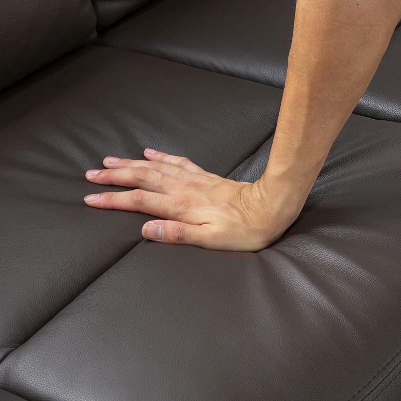 :2重構造の座面で座り心地バツグン!
