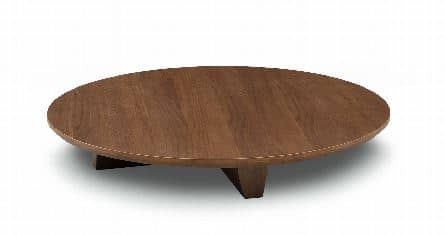 リビングテーブル ステージ 円形100π
