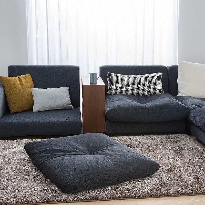 シェルフBOX クシーノ用:フラット座面のソファー