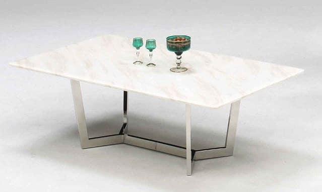 リビングテーブルヴァレンシア アイボリー:リビングテーブル