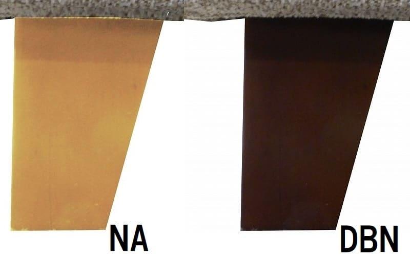:フロアに合わせた色をチョイス