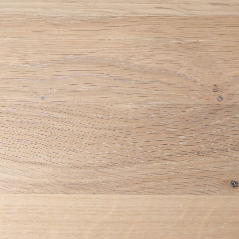 3人掛けソファー クロスタイム179ソファー 木部:MBR/生地:DBK:ホワイトオーク材