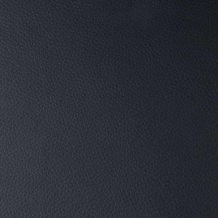3人掛け電動ソファー エルサ Dランク(C500ブラック):お手入れ簡単なソフトレザー
