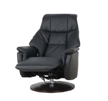 電動パーソナルチェアメイソン(B−OMランク)OM13:《体全体を包み込むような座り心地。回転式電動パーソナルチェア「メイソン」》