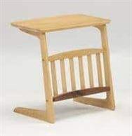 リビングテーブル ルック55 ソファーテーブル ナチュラル