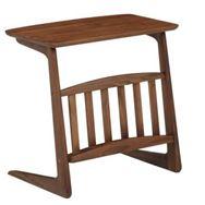 リビングテーブル ブルーノ55 ソファーテーブル ブラウン