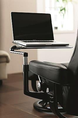オプションテーブル コンピューターテーブル2010 ウォルナット:オプションテーブル ※写真はイメージです