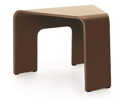 オプションテーブル コーナーテーブル ウォルナット:オプションテーブル