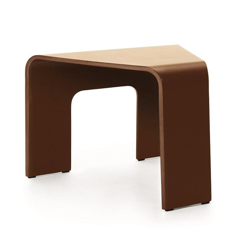 オプションテーブル コーナーテーブル ブラウン:オプションテーブル