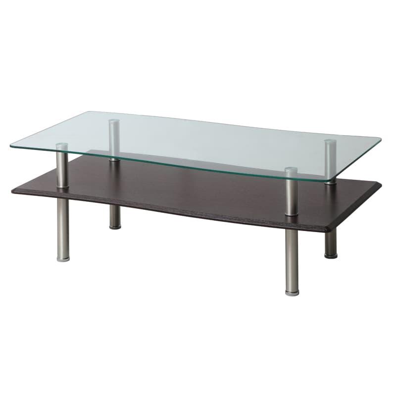 リビングテーブル GLT−2320 DBダークブラウン:リビングテーブル