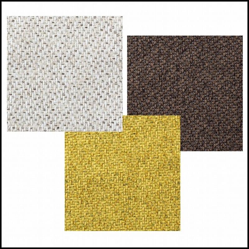 2.5人掛けソファー ヨーク 張地IV・脚DBR:選べる張地のカラーは3色