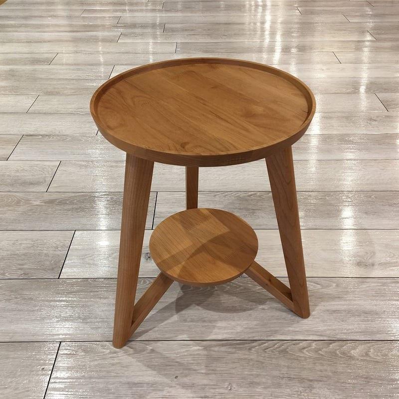 40丸サイドテーブル ビッツ NA:40丸サイドテーブル