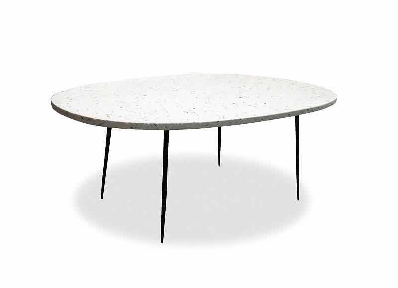 コーヒーテーブル florBncBコーヒーテーブル ホワイト:コーヒーテーブル