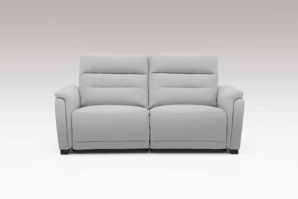 3人掛け電動ソファ デービス LGY:シンプルデザイン!電動リクライニングソファー