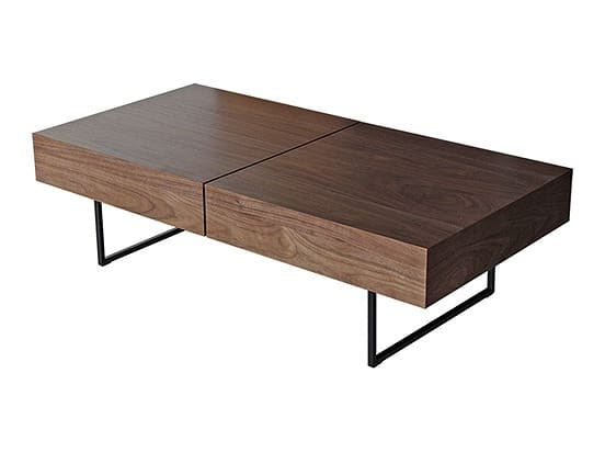 リビングテーブル モカ Sタイプ BR:リビングテーブル