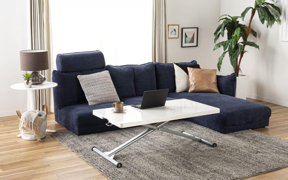 オプション LENO アーム NB:自分だけのソファを作ろう!